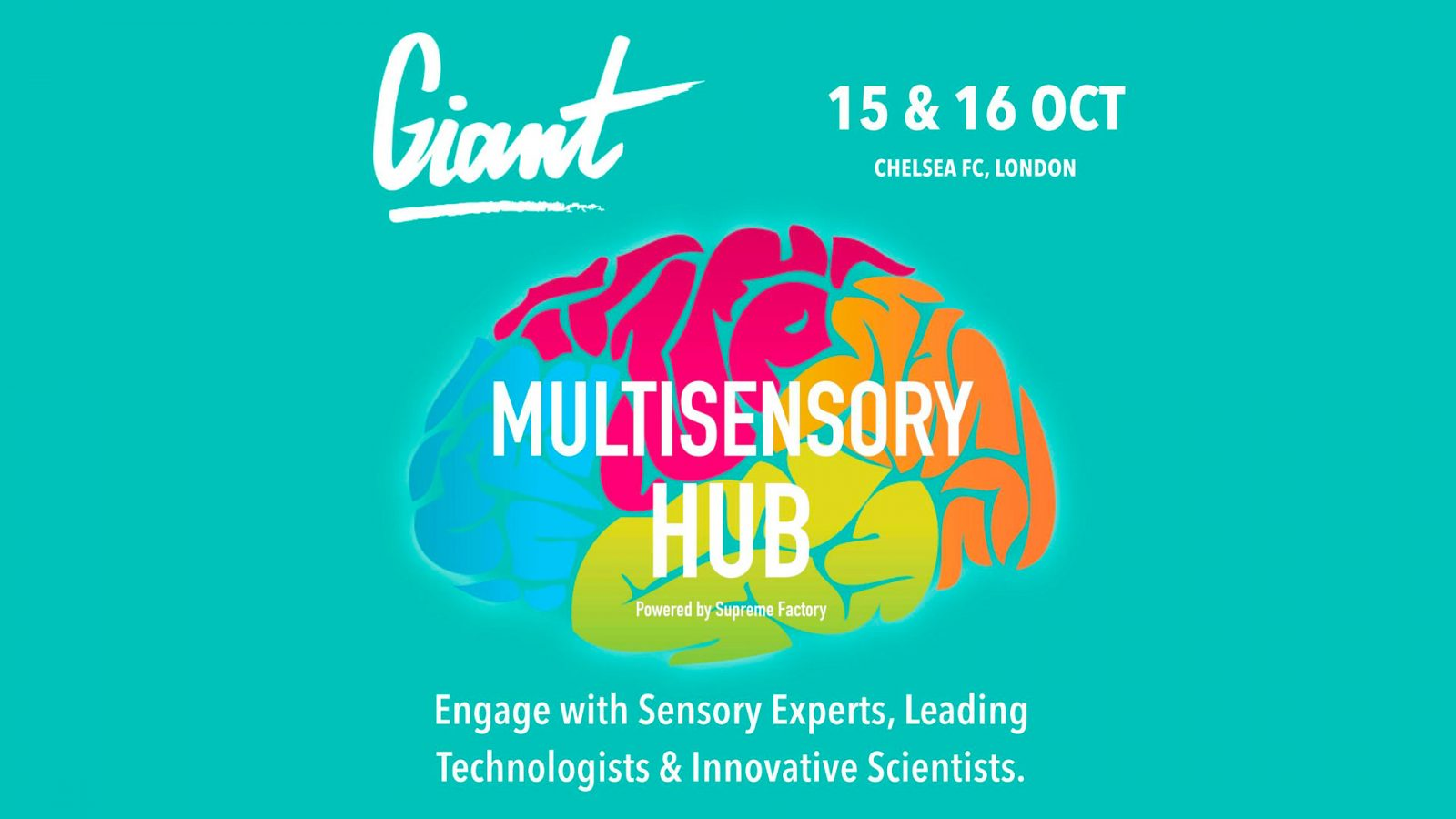 Giant Multisensory Hub Powered By Supreme Factory