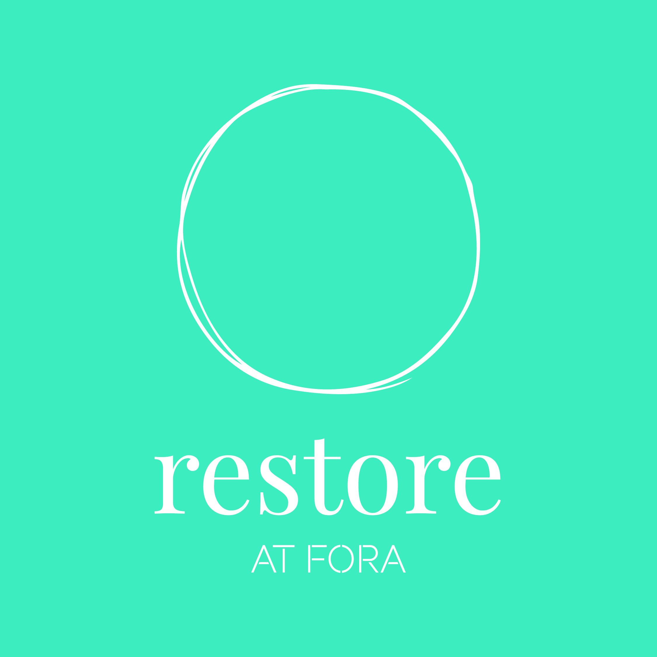 Immersive Wellness RESTORE At FORA