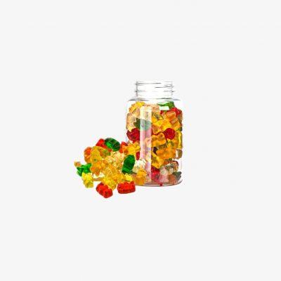 SOND Vegan & Sugar-Free Hemp Gummy Bears
