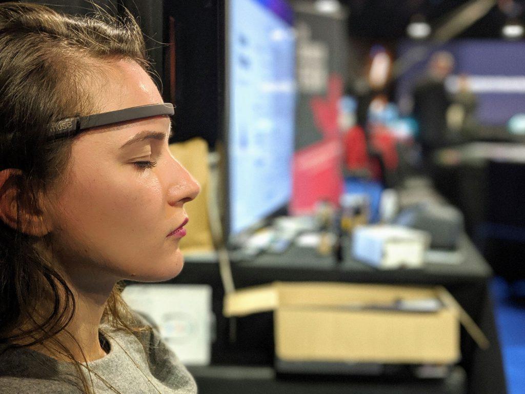 Deep Tech Biofeedback smart environments